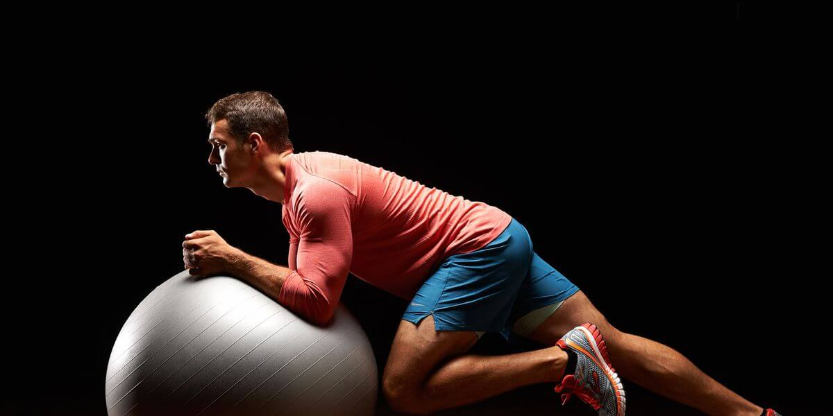 On The Ball: Exercises For Core Strength